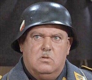 Jonathan Alter Channels Sgt Schultz The Crawdad Hole
