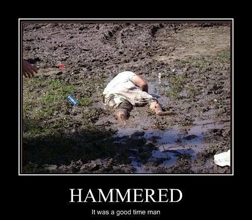 Hammered