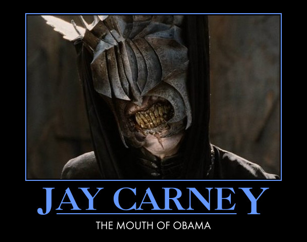 JAY CARNEY