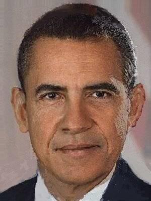 Richard Milhouse Obama