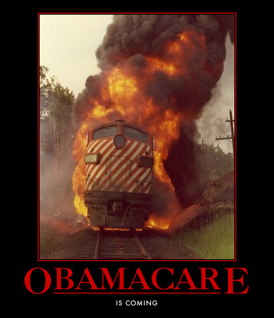 Obamacare is coming