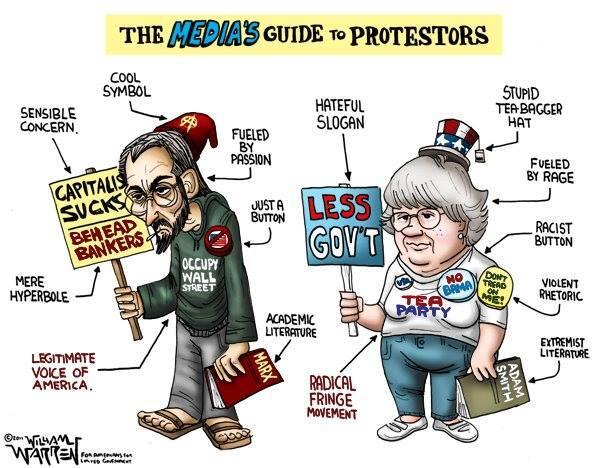 guide to protesters