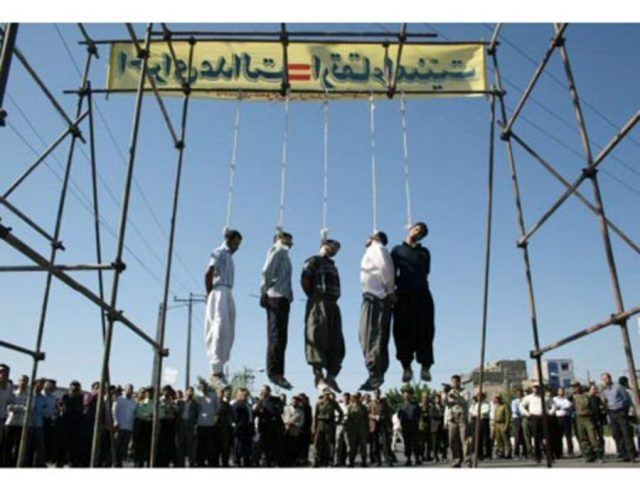 Iran Hates Gays
