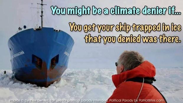 SS Climate Denier