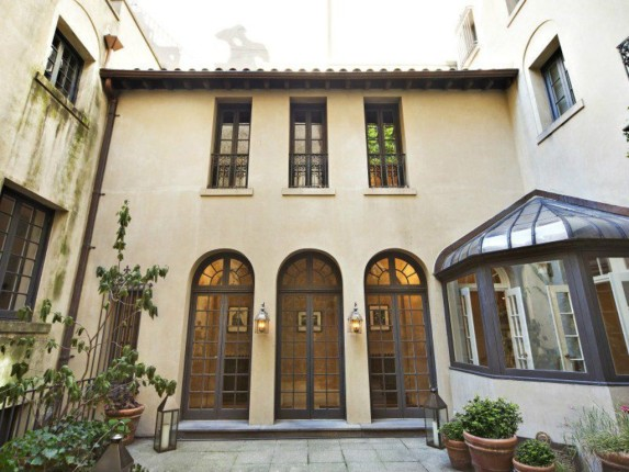Spike Lee's modest $32 million Manhattan townhome.