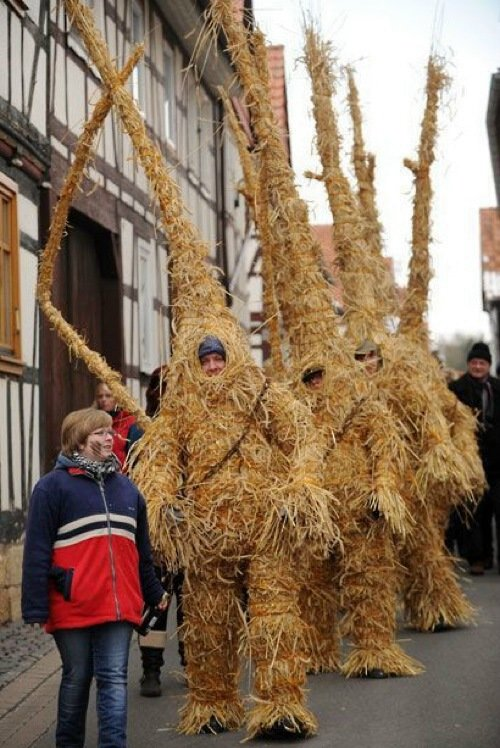 An Army of Strawmen
