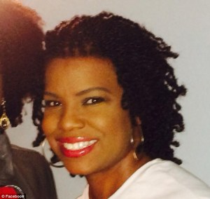 """April Sands aka """"@ReignofApril"""", """"Obama girl"""""""