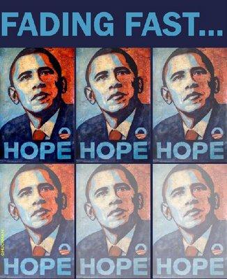 CHUCKMAN - OBAMA - HOPE FADING FAST