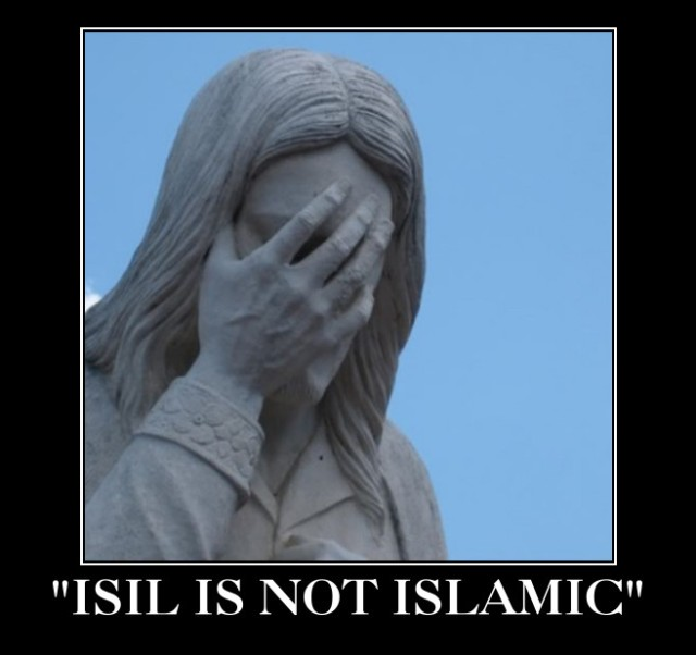 ISIL is not Islamic