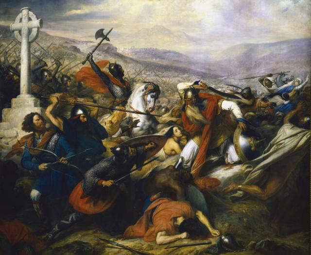 The Massacre of Tours