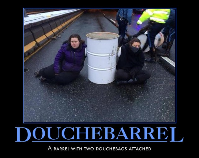 douchebarrel 3