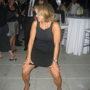 Twerkin' with Katie Couric