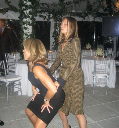 GO DANCING WITH KATIE COURIC!