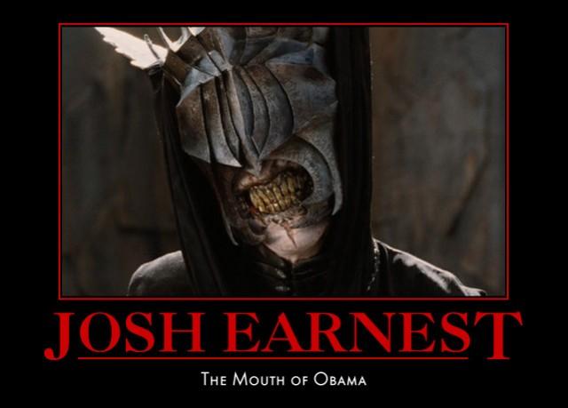 josh earnest