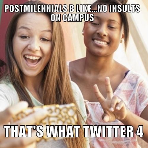 postmillenials meme