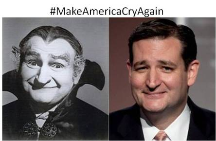 Ted Cruz-Munster