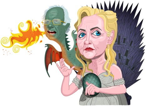 HRC Game of Thrones