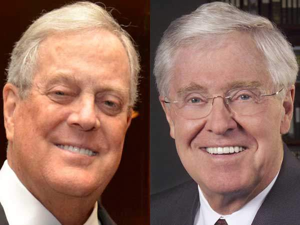 The Evil Koch Bros