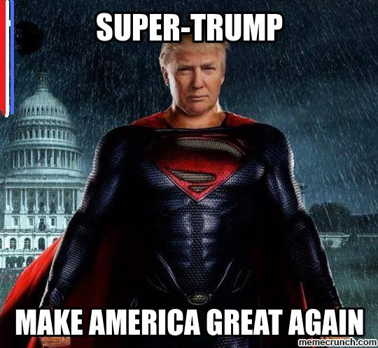 Max Miller: Forget Superman, It's SuperTrump To The Rescue